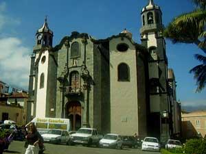 Iglesias de la Orotava